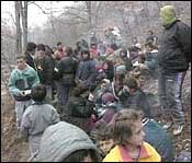 Verdenssamfunnet fikk høre om alvorlige overgrep mot sivilbefolkningen i Kosovo. (Arkivfoto)