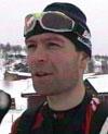 Tor Joar Ravndal var raskest over heia.