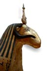 Heilag hestFoto: Muséet i Kairo