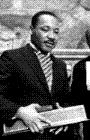 Martin Luther King (Foto:Scanpix/ Henrik Laurvik)