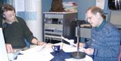 Kjell Jensen og Gunnstein Akselberg