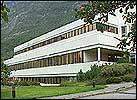 Lærdal sjukehus. Arkivfoto NRK