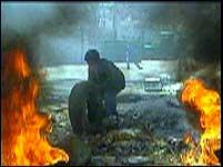 Det palestinske opprøret er inne i sin ellevte måned. (NRK-arkivfoto)