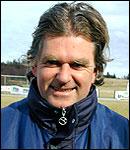 Bryne-trener Erik Brakstad tror på seriegull til Viking.
