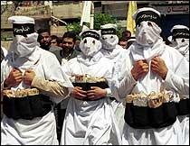 Palestinere fra den den islamske gruppen Hamas. (Arkivfoto: Scanpix/AP)