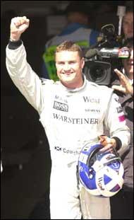 David Coulthard(Foto: Reuters/Scanpix)