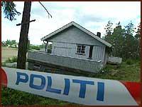 Drapene i kårboligen på Orderud gård fant sted natt til lørdag 22. mai 1999.