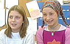 Unge jenter utsettes for press.