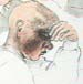 Viggo Kristiansen (Tegnet av Arild Fredriksen)