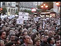 Velgerne i spansk Baskerland støtter de moderate nasjonalistene, men tar avstand fra ETA.