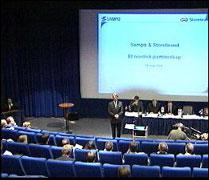 TILBUD: Sampo tilbyr 20 milliarder for Storebrand, og kan stå meget sterkt etter EU-uttalensen fredag.