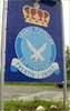 Heimevernets logo vil erstatte Luftforsvarets logo på skiltene på Værnes