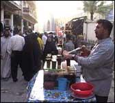 Et nytt sanksjonssystem vil gi friere flyt av varer Irak (foto: EBU).