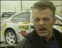 Martin Schanche gjør comeback på rallycrossarenaen. Nå som ekspertkommentator for NRK.