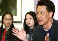Tong Le Hung er daglig leder i VietNor Infosenter.(Foto: Scanpix)
