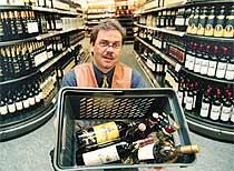 Kristelig Folkeparti vil begrense alkoholsalget til ukedagene. (Foto: Scanpix)
