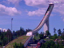 Holmenkollen kan bli tildelt VM i natt.