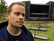 Pressesjef for Quart-festivalen Pål Hetland gikk hardt ut mot svartebørs-salg. Etterpå solgte hans kone billetter på den samme børsen.