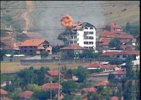 Helikopterangrep i Makedonia
