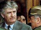 Radovan Karadzic er ettersøkt for krigsforbrytelser begått under krigen i Bosnia (Arkivfoto: Scanpix).