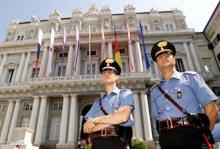 Politiets rolle i under G8-møte er nå under lupen. (Foto: Scanpix/AP)