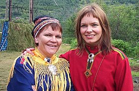 Festivalleder Astrid Guttorm og Lene Hansen