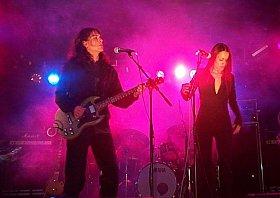Derek Miller og Lucide Idljot (foto: NRK)