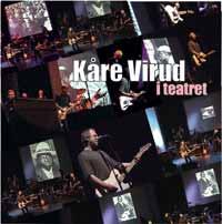 Kåre virud har stått på scenen under Notodden Bluesfestival mange ganger. Illustrasjon: Albumcover.